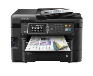 Epson WorkForce WF-3640DTWF A4 4-in-1 Business Printer (Black) was £122.07 now £95.99  (£65.99 with Cashback) @ Amazon