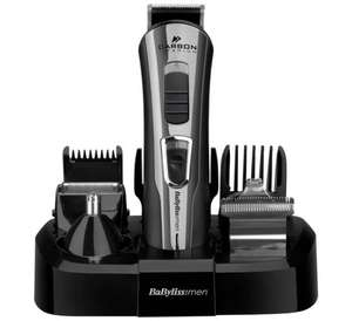 BaByliss For Men Carbon Titanium Grooming Kit £29.69 @ Argos