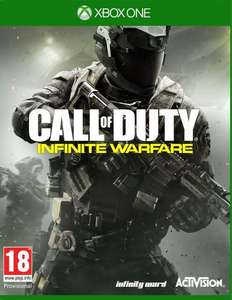 Call of Duty: Infinite Warfare (XBox One) for £20.85 Deivered from ShopTo via eBay