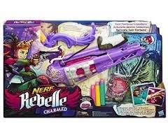 Nerf Rebelle Charmed Fair Fortune crossbow - £7.99 @ Argos (Instore only)