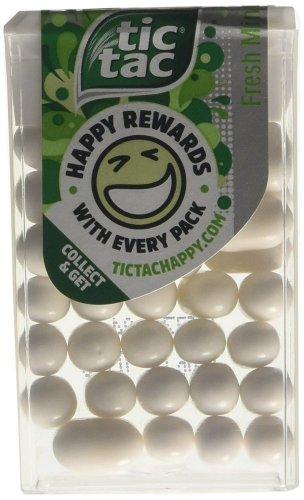 Tic Tac Mint 18 g (Pack of 24) @ AMAZON (AddonItem) £6 +++ MEGA MORE!