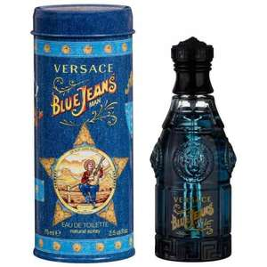 Versace Blue Jeans Man 75ml edt. Now £12.99. Was £30. @B&M Stores