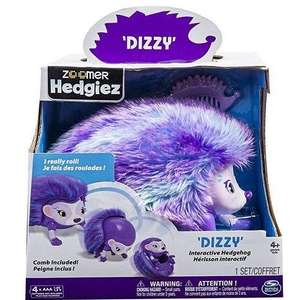 Zoomer hedgiez dizzy back in stock at tescos - £23.74 (Free C&C)