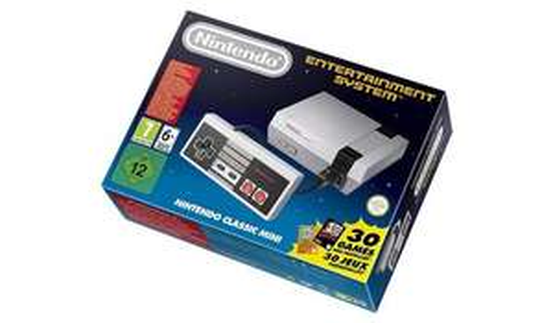 NES MINI Nintendo £48 @ ASDA online now!