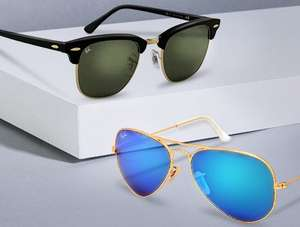 Raybans from £69 at secretsales