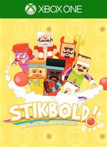 Stikbold! A Dodgeball Adventure - XBox One £2 for Gold Members
