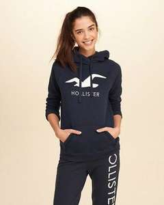 30% off selected styles and further 10% including hoodies (£22.05) @ hollister