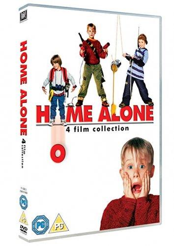 Home Alone 4-Film Collection DVD £5.00 (Prime) £6.99 (Non Prime) @ Amazon