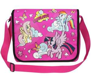 My Little Pony Messenger Bag £5.99 @ Argos
