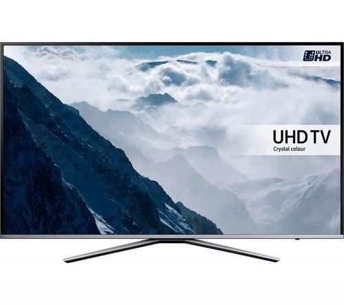 "Samsung 43"" 4k TV ue43ku6400 ultra hd £485.10 (with code) @ Currys"