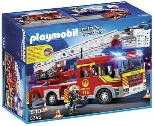 Playmobil 5362 City Action Fire Brigade Engine Ladder Unit £23.25 @ Amazon (Prime Exclusive)