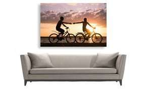 30x20cm Canvas Print £7.99 Delivered (80% off), 40x30cm Canvas just £12 Delivered. Order both and get them for £14.99 Delivered (other sizes available) @ Mypicture