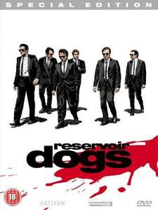 Reservoir Dogs (2 Disc Special Edition DVD) - Amazon Prime - £1.97