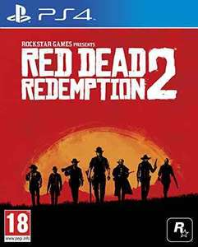 Red Dead Redemption 2 Pre Order - £45.99 @ Amazon