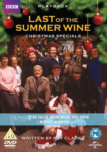Last of The Summer Wine - The Christmas Specials DVD £3.00 (Prime) £4.99 (Non Prime) @ Amazon