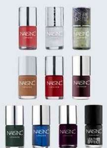 Nails inc Winter Wonder Nail polish collection!!! £24.95 Delivered