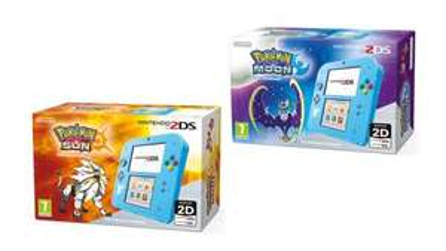 Nintendo 2DS With Pokemon Moon/Sun £89.99 @ Nintendo Store UK