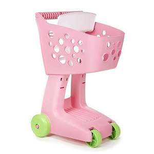 Little Tikes Lil' Shopper Cart/shopping trolley - Pink @the entertainer - £13.50