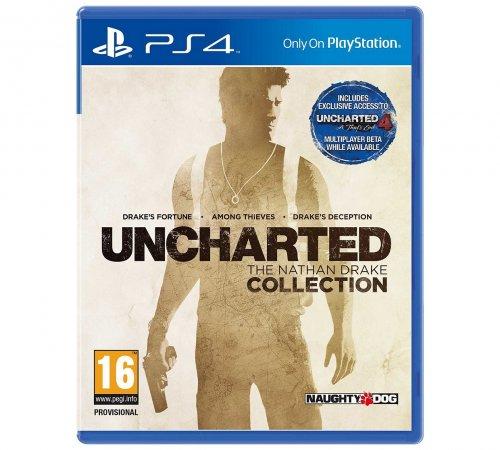 Uncharted Nathan Drake Collection - £21.99 @ Argos & Base