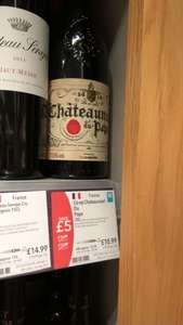 Chateauneuf-du-Pape, Co-op, £10.99.