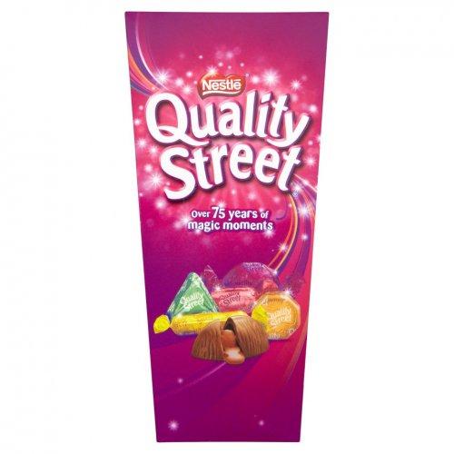 quality street 265g £1.50 @ Tesco