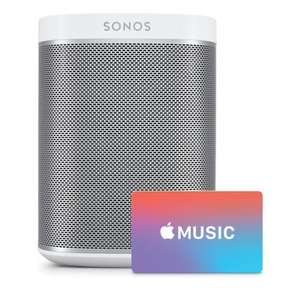 Sonos play 1 £134.40 using UNiDAYS at Apple