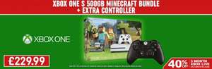 Smyths toys Xbox one S bundle deals