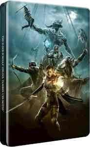 The Elder Scrolls Online: Gold Edition (X1/PS4) - Steelbook £23.99 @ Zavvi