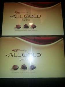 2 Terry's All Gold dark boxes of chocolate for £1 @ Poundland