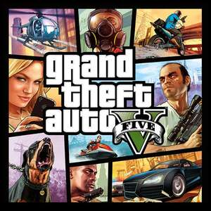 Grand Theft Auto V (GTA V) + $2.5m in Game Dollars XB1/PS4 @ ShopTo