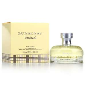 Burberry Weekend 100ml EDP for HER / 100ml EDT for HIM - £16.99 @ Savers