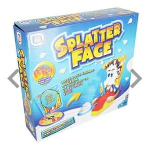 "Two for £10 gifts at The Works including""Pie Face style game"""