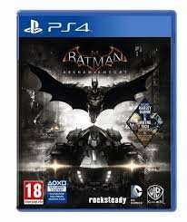 Batman Arkham Knight PS4: (inc. Wayne Tech Booster Pack DLC Exclusive to Tesco) with 500 extra clubcard points on your next Tesco direct order offers