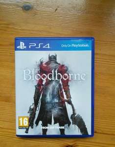 PS4 Bloodborne instore @ Toys r Us (wakefield)