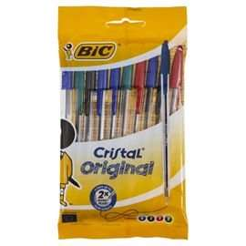 Bic Pens & Pencils Half Price ( Prices from £1.00- £2.50) At Tesco Direct  Free C&C