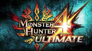 Monster Hunter 4 Ultimate Download £12.99 @ GAME