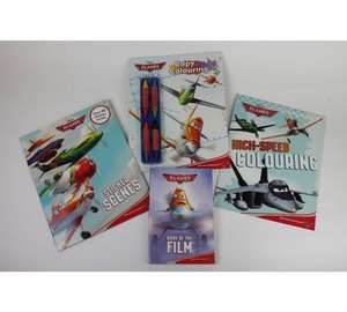 Disney Assorted Planes Books @ Argos - 9p (Free C&C)