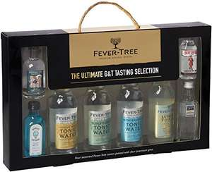 Fever Tree Ultimate Gin & Tonic Gift Set £12 @ Sainsbury's