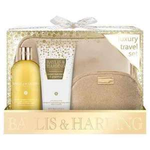 Baylis & Harding Sweet Mandarin & Grapefruit Lux Gift Set was £30 now £10 @Superdrug + 10% Quidco