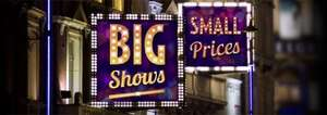 Cheap London Theatre Musical Show Tickets £10-40 on over 40 shows to choose January - 10th February @ Getinto London Theatre
