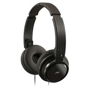 JVC Lightweight headphones HA-S200.7dayshop