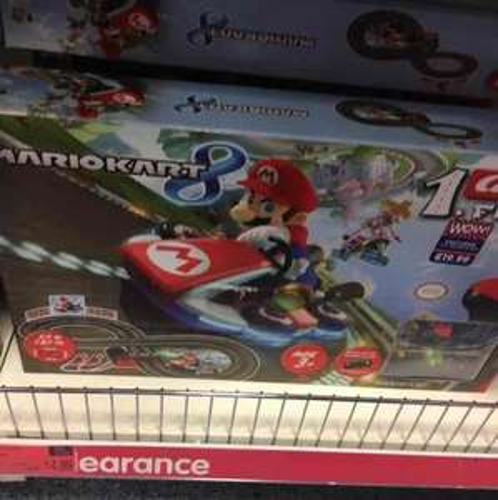 Mario Kart 8 Carrera Racing System £14.99 @B&M