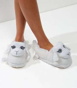 Novelty slippers 50% off at new look - £7.49 (C&C)