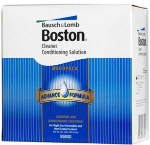 Boston Cleaner Conditioning Solution Advance Formula Multipack £9.99 RRP:£28.99 @ Approved Food (Delivery starts @ £5.99 for one box of goods)