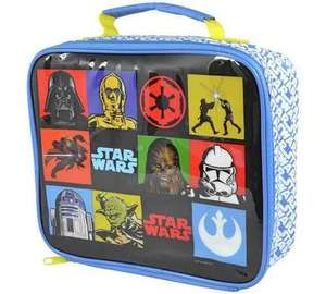 Star Wars / Frozen / Minions Lunch Bag from Argos - was £6.99 now just 49p