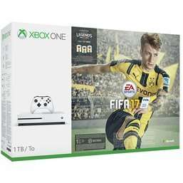 Xbox One S Fifa 17 Bundle (1TB) with Xbox One Online Gaming Kit at Game for £259.99