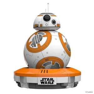 Sphero BB8 droid cheapest available at Toyrs'r'us for £80.22