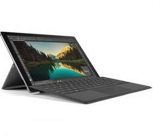 Microsoft Surface Pro 4 i5 128gb + Typecover Bundle @ CurrysPCWorld for £695