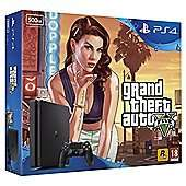 PS4 GTA V 500G Console Bundle + add FIFA 17 Free £219.99 Tesco