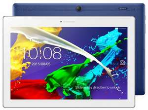 Lenovo Tab 2 A10-70 Full HD 10 Inch 16GB (Blue/White) - £139 @ Tesco direct / Amazon (Price match)